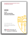 2020 USC List of Approved Assemblies