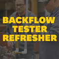 Backflow Tester Refresher Workshop | 20 July 2020