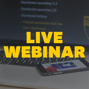 Live Webinar | 25 September 2019 | Your State's Cross-Connection Control Regulations