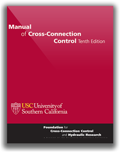 10th Edition Manual of Cross-Connection Control